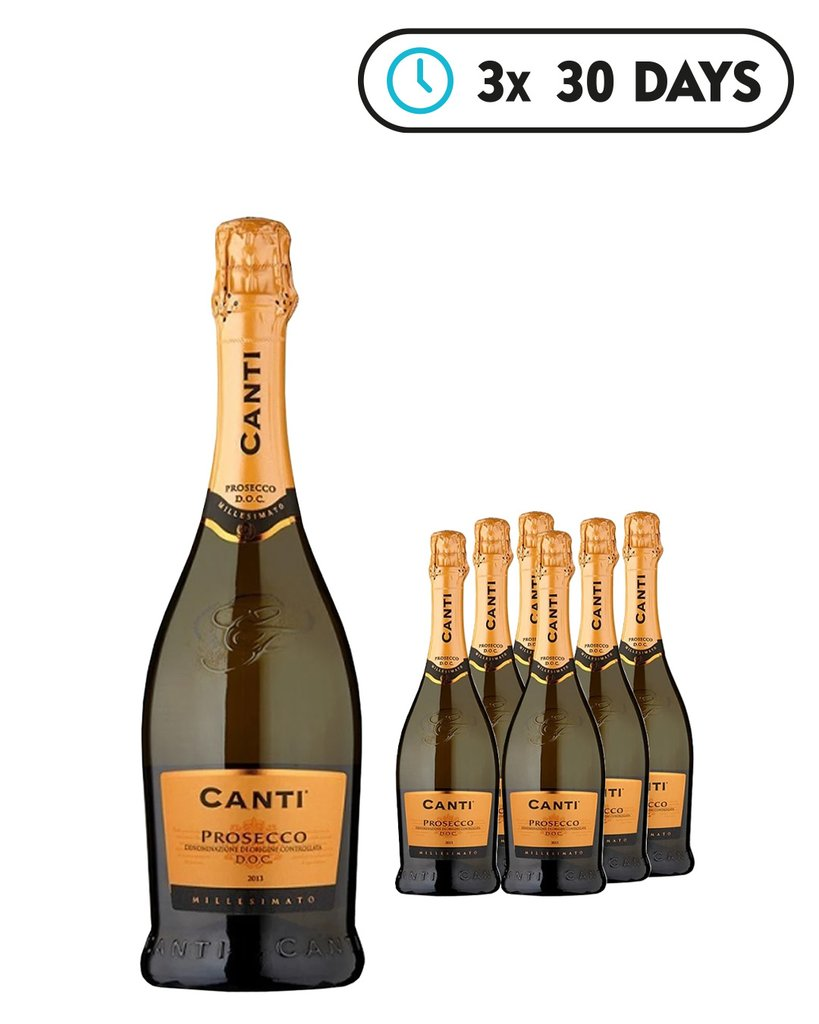 Canti Prosecco subscription