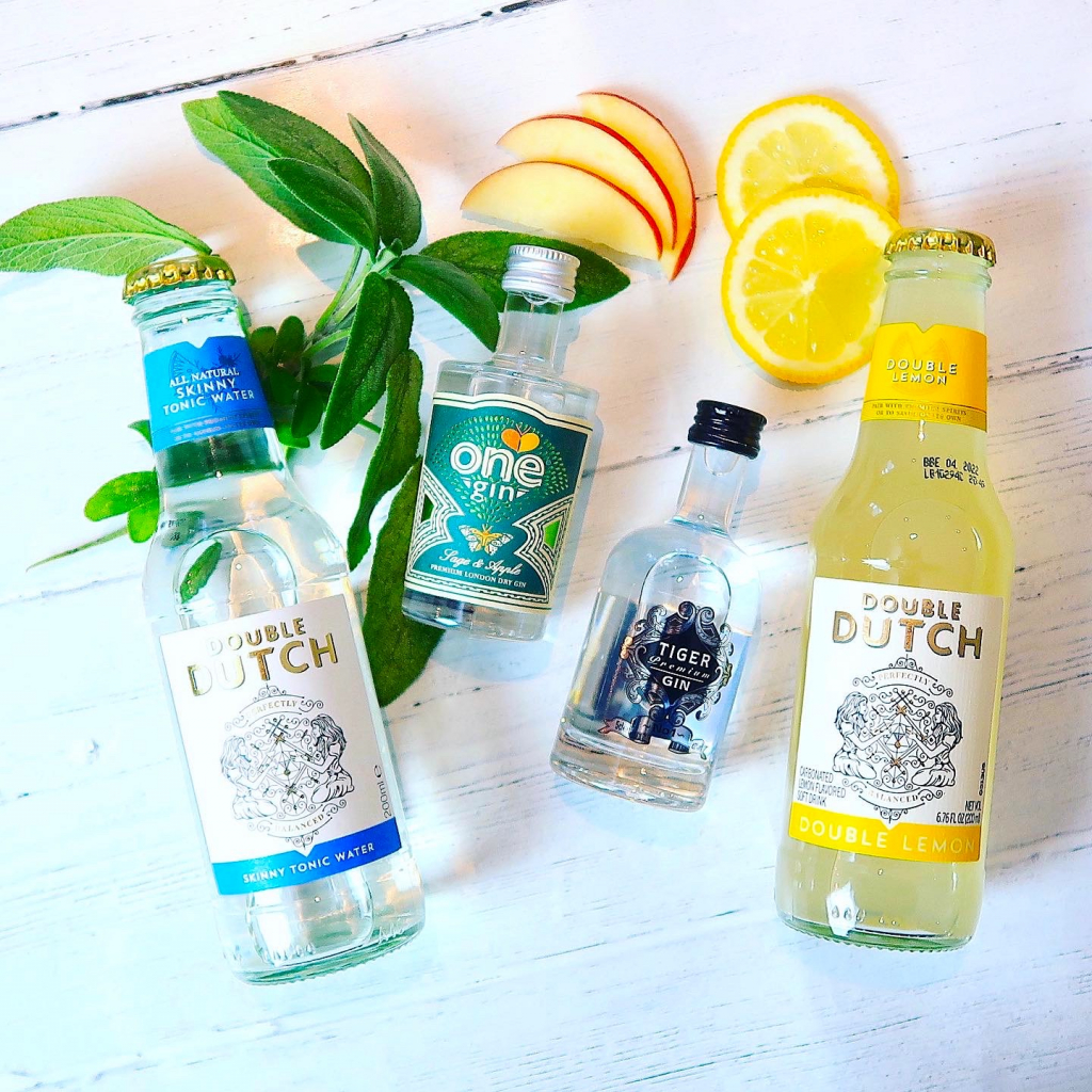 Love Gin Club gin and tonic subscription box