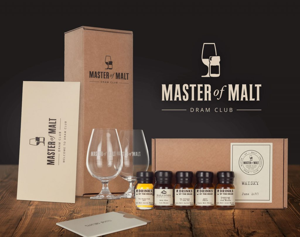 Master of Malt Dram Club subscription