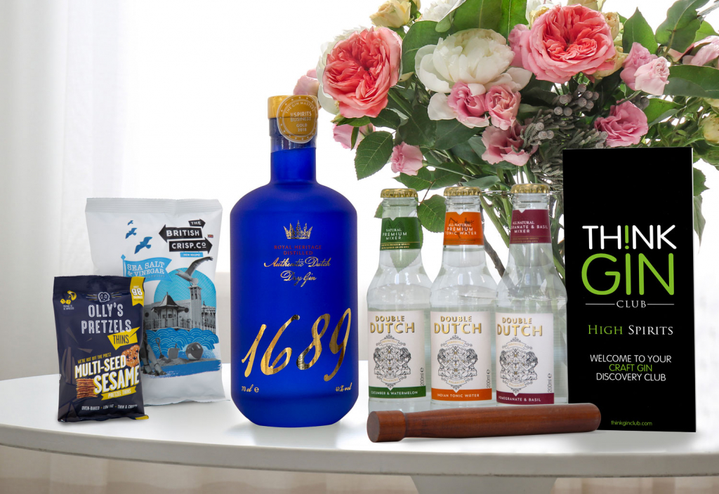 Think Gin Club subscription box