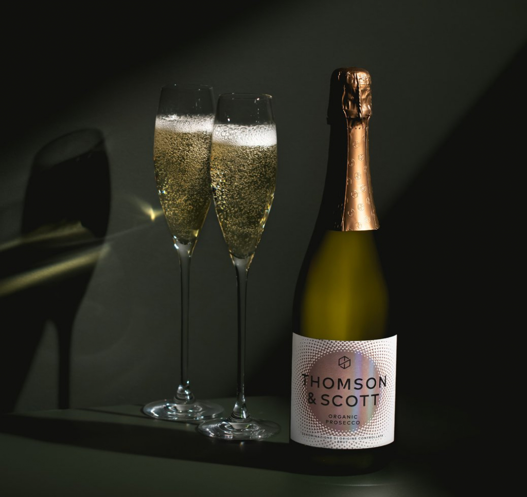 Thompson & Scott Organic Vegan Prosecco