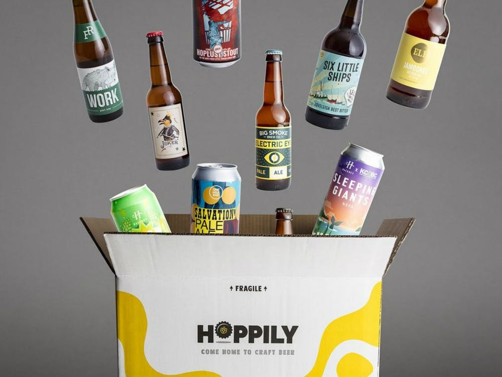 Hoppily Craft Beer Club