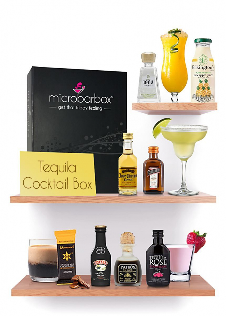 Microbarbox Monthly Cocktail Club