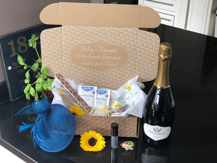 Princess Prosecco Subscription Box