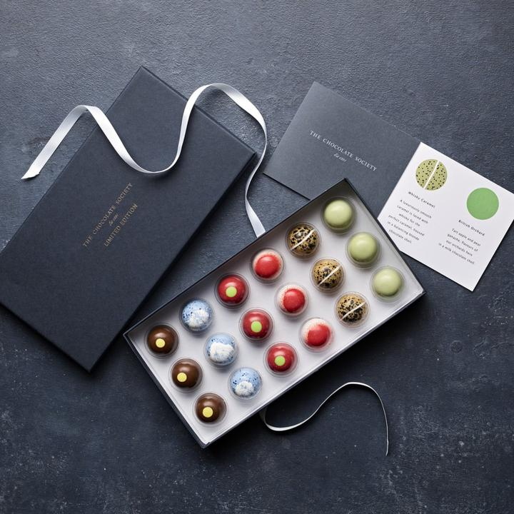 The Chocolate Society Subscription Box