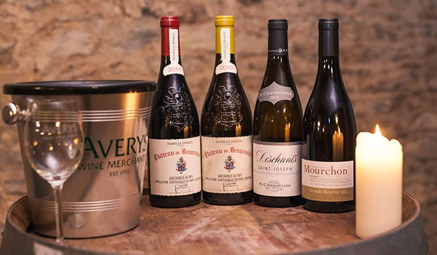 Averys of Bristol Wine Subscription