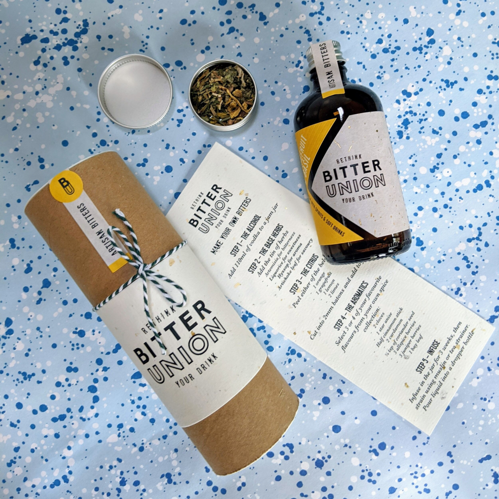 Bitter Union Bitters Gift Set