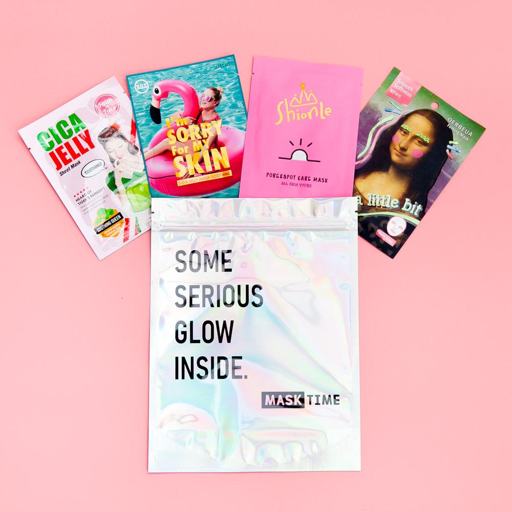 Mask Time Glow Starter Box