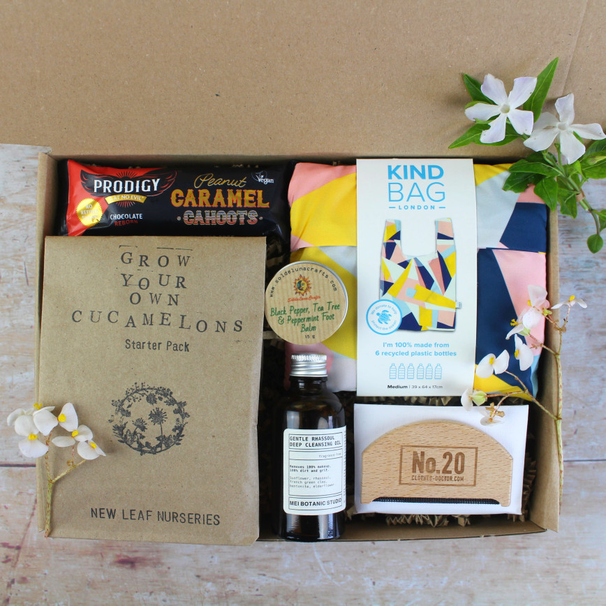 Authentic House eco friendly subscription box