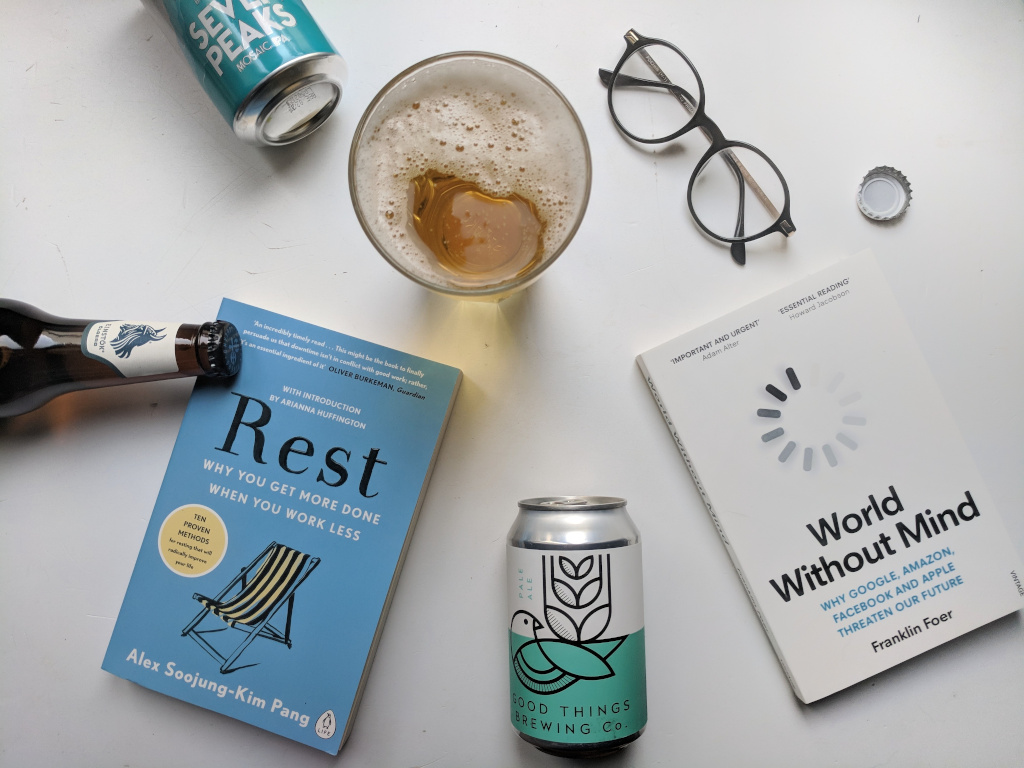 Books plus Beer subscription box