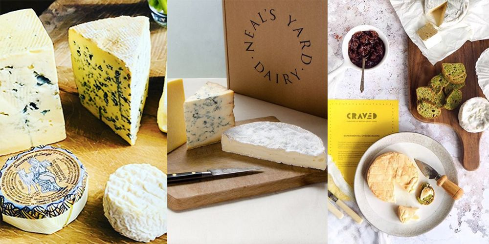 Courtyard dairy cheese subscription
