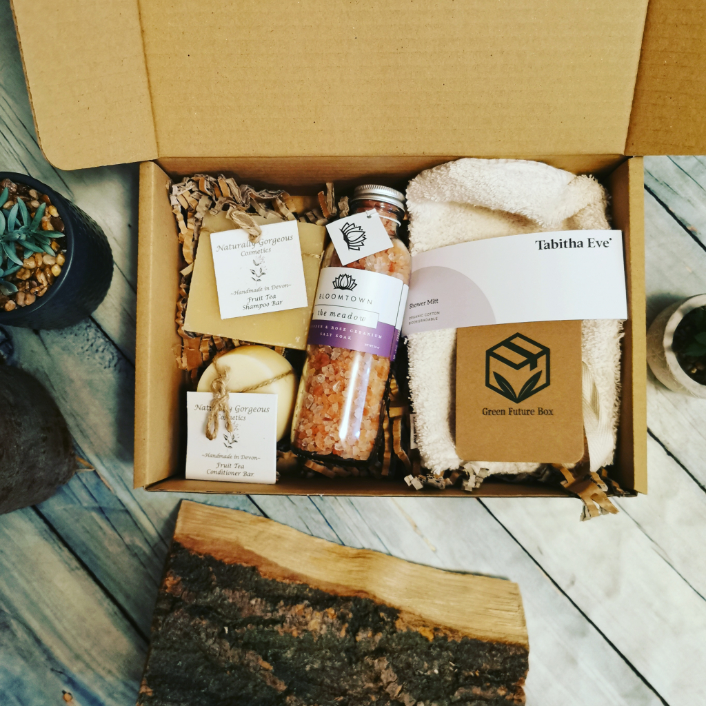 Green future subscription box