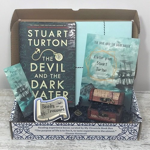 My Chronical book subscription box