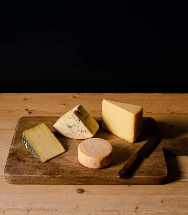 Neal's Yard Dairy cheese subscription