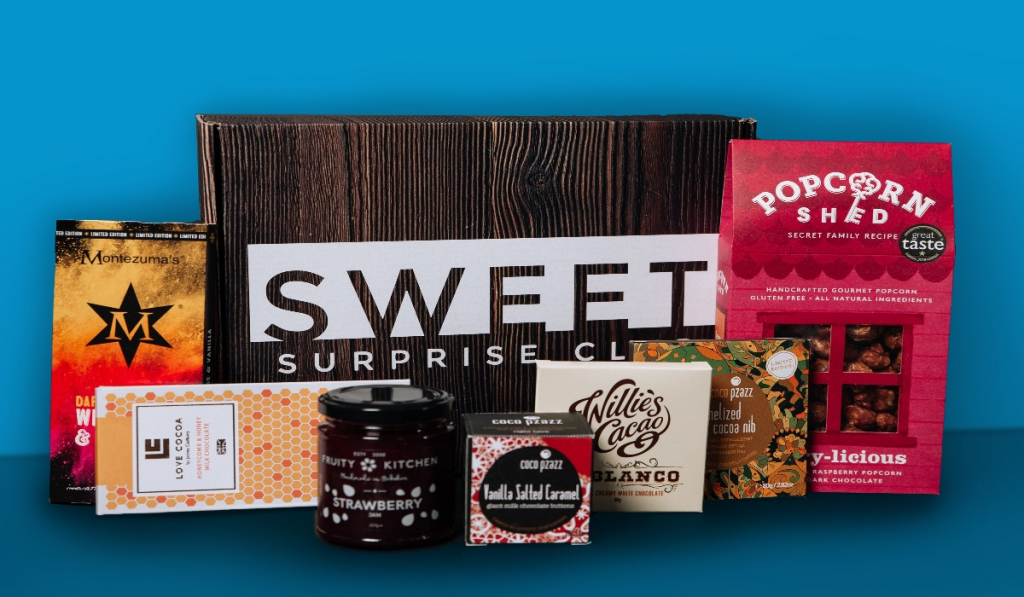 Sweet Surprise subscription box