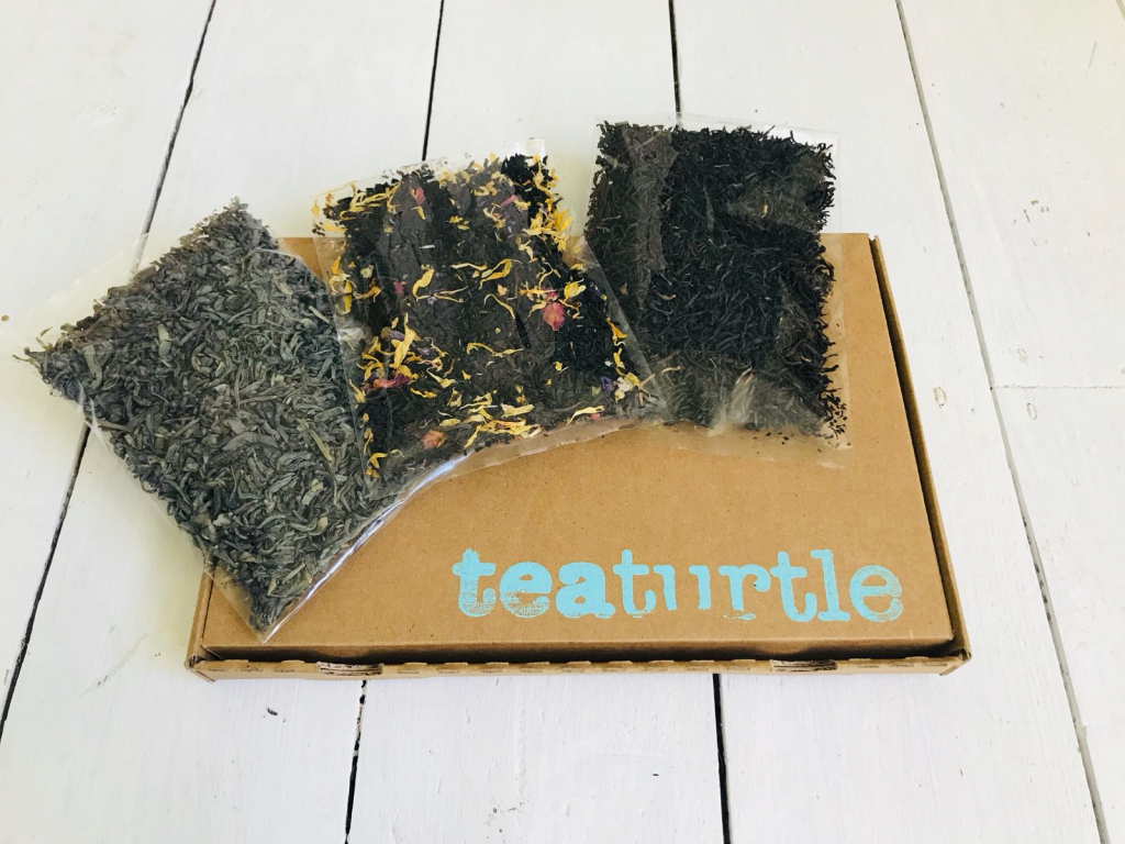 Tea Turtle tea subscription box