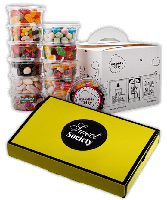 Sweet Society sweet subscription box