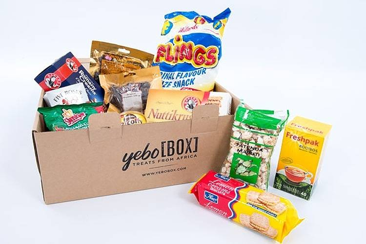 Yebobox sweet subscription