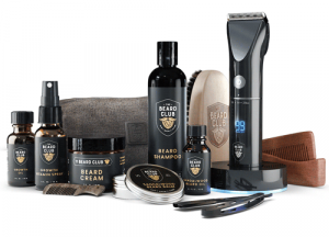Men's grooming subscription boxes