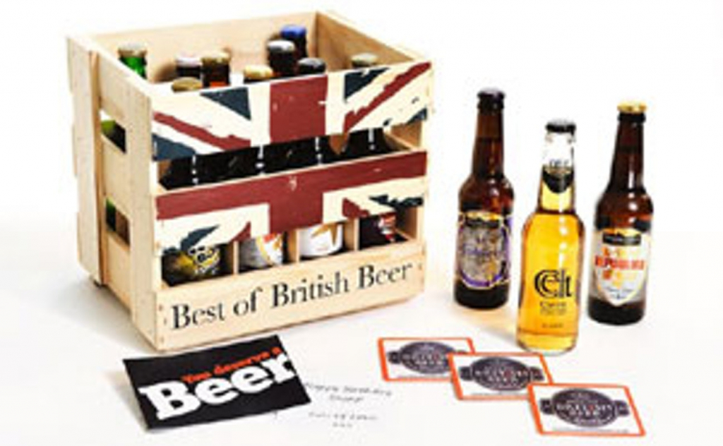 Best of British Beer subscription