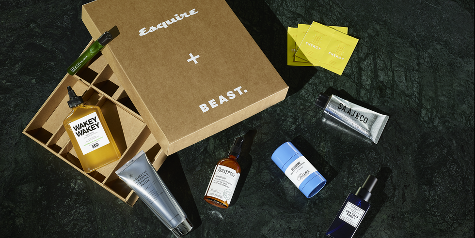Esquire and Beast subscription box