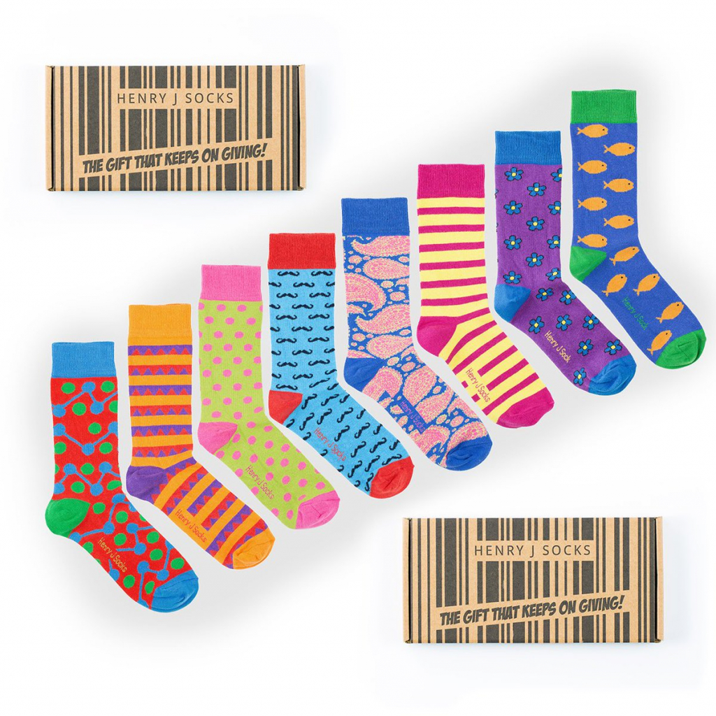 Henry J Socks subscription
