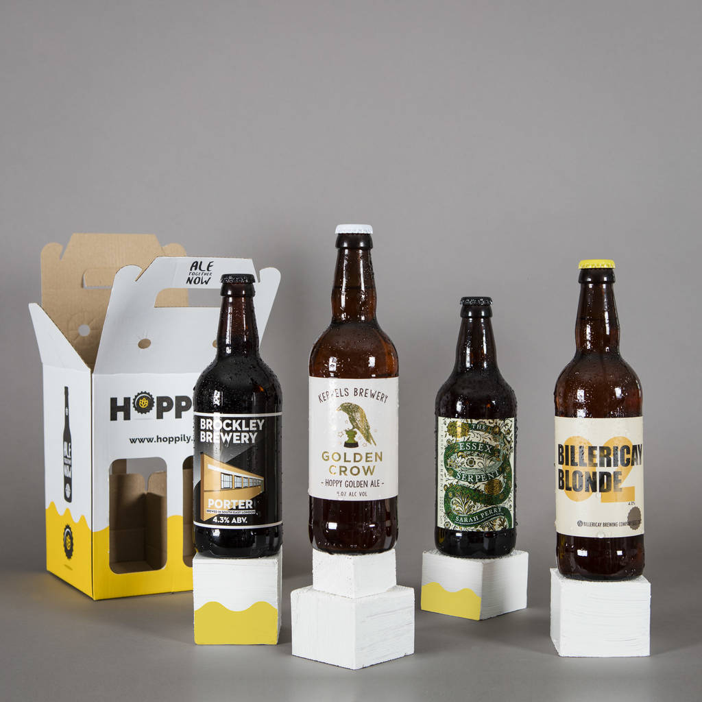 Hoppily beer subscription