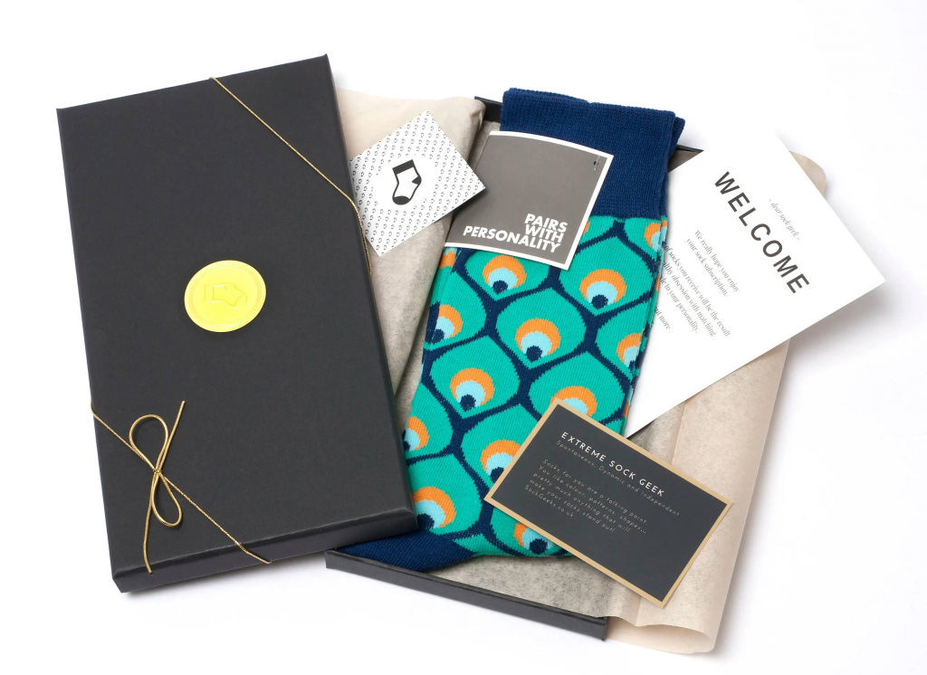 Sock Geeks subscription