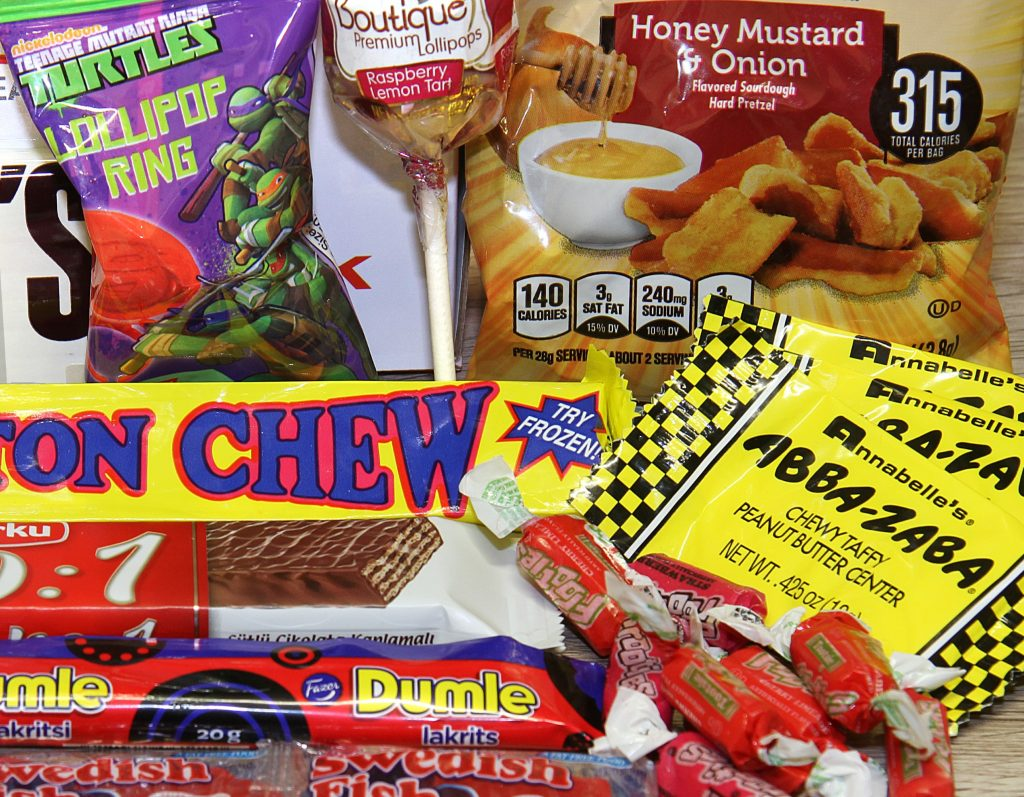 Super Loot candy subscription