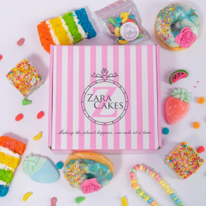 Cake subscription boxes