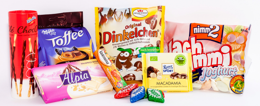 Candy German subscription box