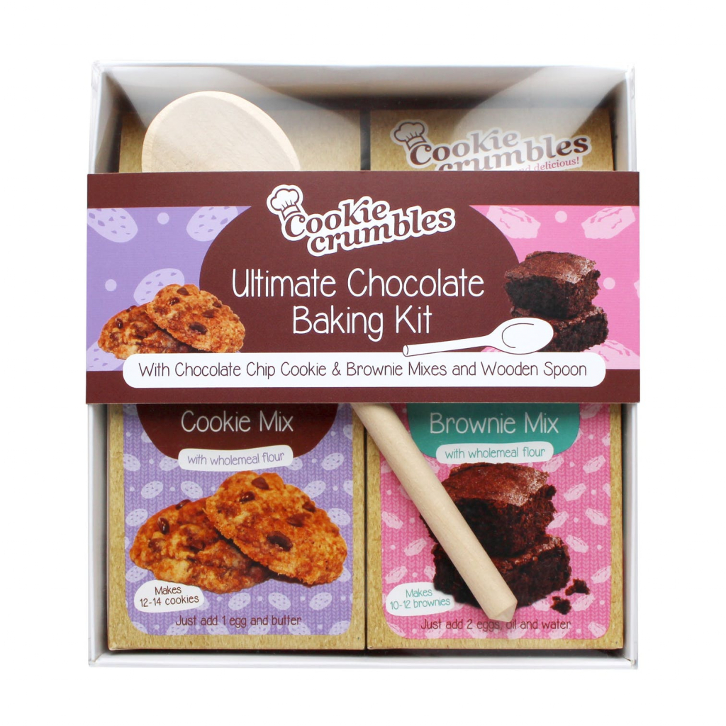 Cookie Crumbles kids baking subscription box